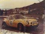 N° 93 P. Lacorne - Prolucci sur Porsche Carrera 911